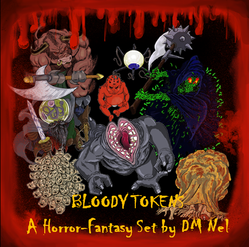Bloody Tokens 1