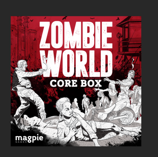 Zombie World - Core Box