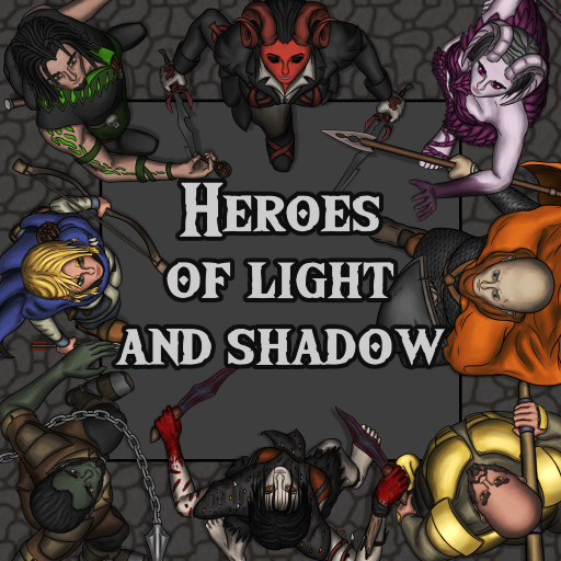 Heroes of Light and Shadow