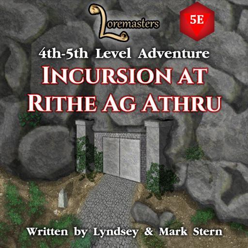Incursion at Rithe Ag Athru
