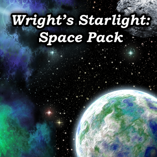Wright's Starlight - Space Pack