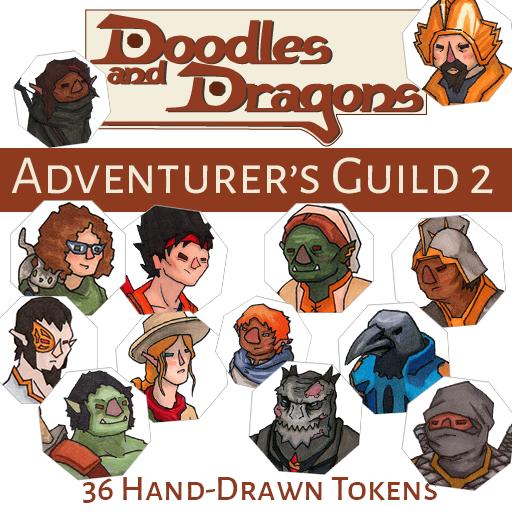 Adventurer's Guild 2