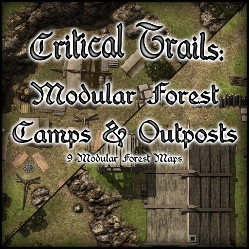 Critical Trails: Forest Camps & Outposts