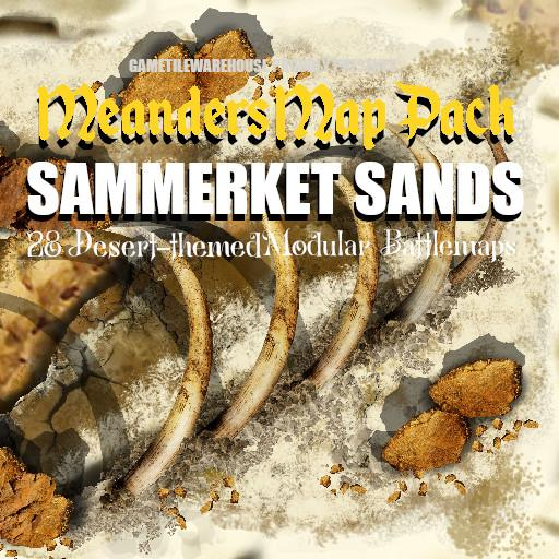 Meanders Map Pack SAMMERKET SANDS