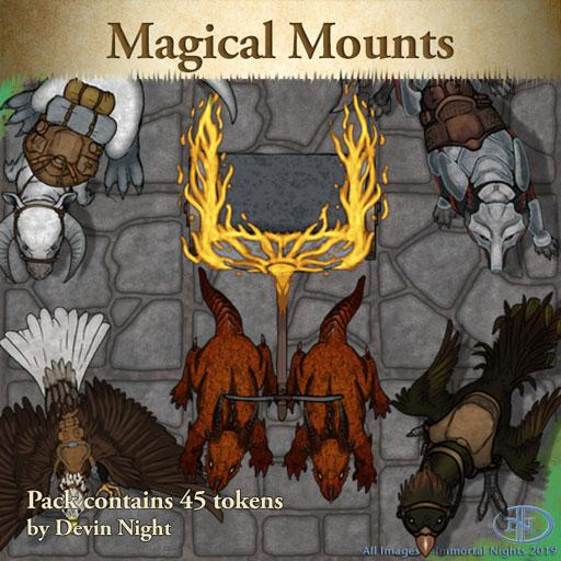Magical Mounts