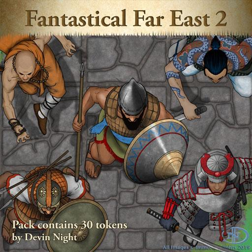 Fantastical Far East 2