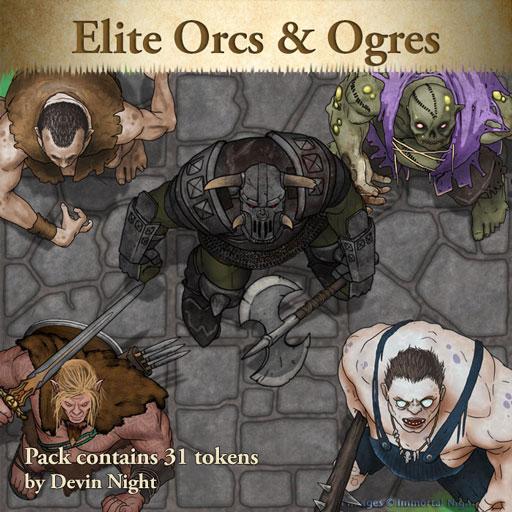 Elite Orcs & Ogres