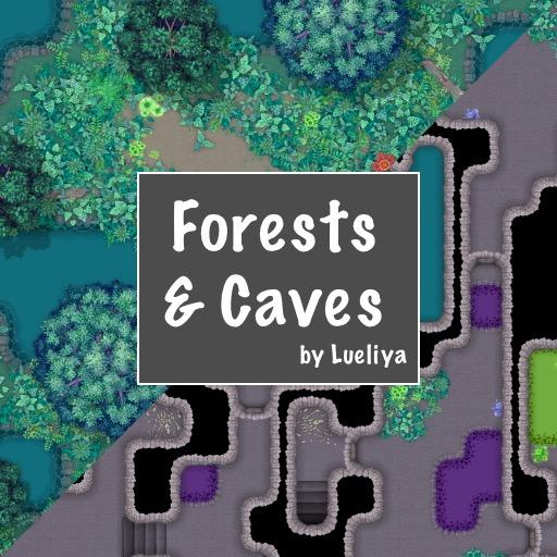 Forests and Caves