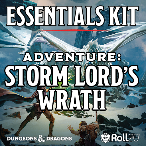Essentials Kit: Storm Lord's Wrath