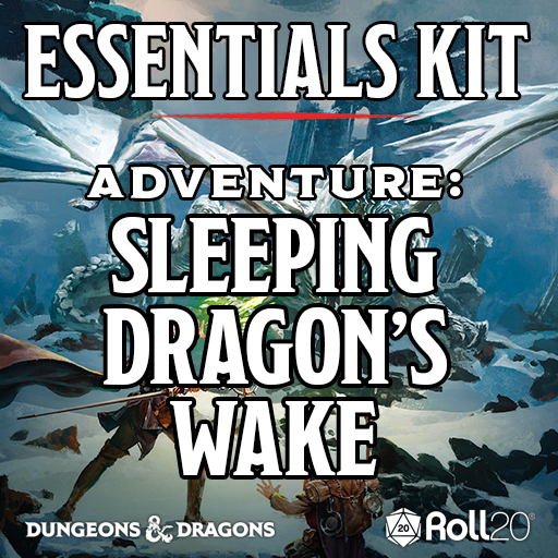 Essentials Kit: Sleeping Dragon's Wake