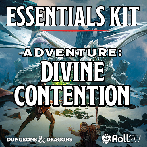 Essentials Kit: Divine Contention