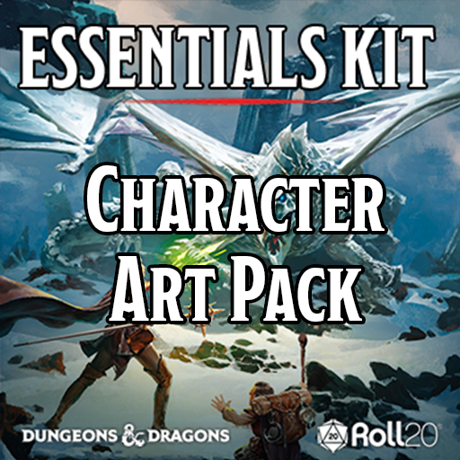 Essentials Kit Character Art Pack