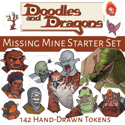 Missing Mine Starter Set