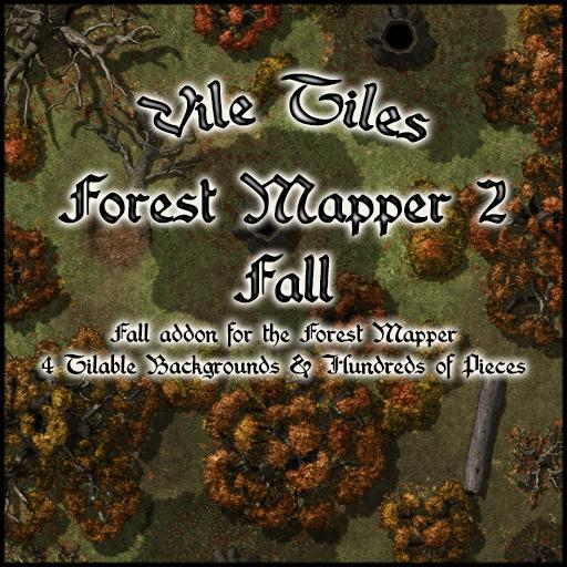 Vile Tiles Forest Mapper 2 Fall