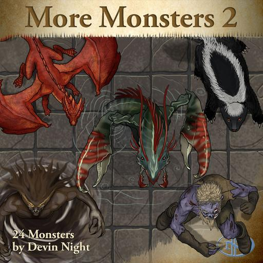 66 - More Monsters 2