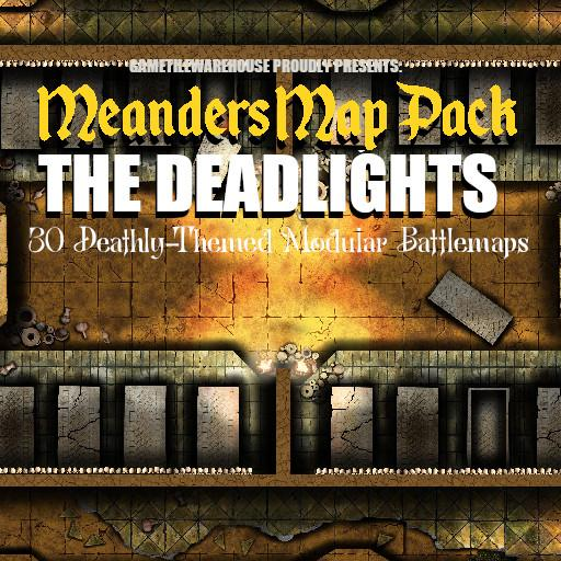 Meanders Map Pack THE DEADLIGHTS