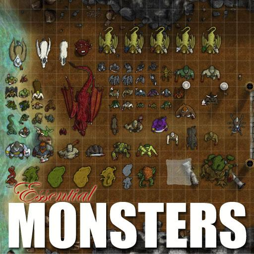 Essential Monsters