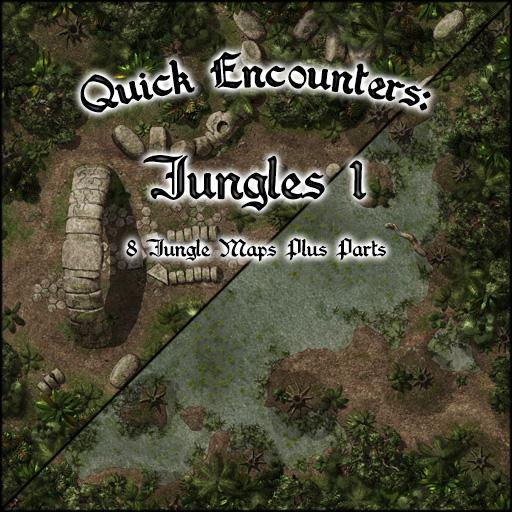 Quick Encounters: Jungles 1