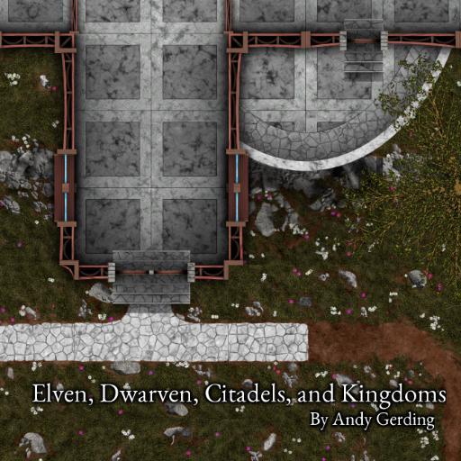 Elven, Dwarven, Citadels, and Kingdoms