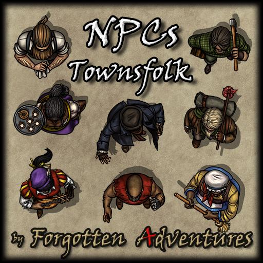 NPCs - Townsfolk