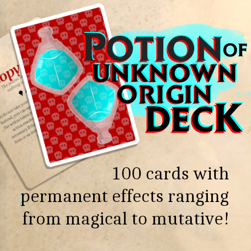 Potion of Unknown Origin Deck