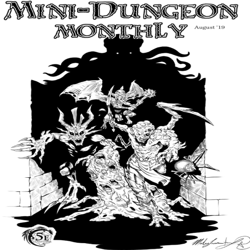 Mini-Dungeon Monthly #7