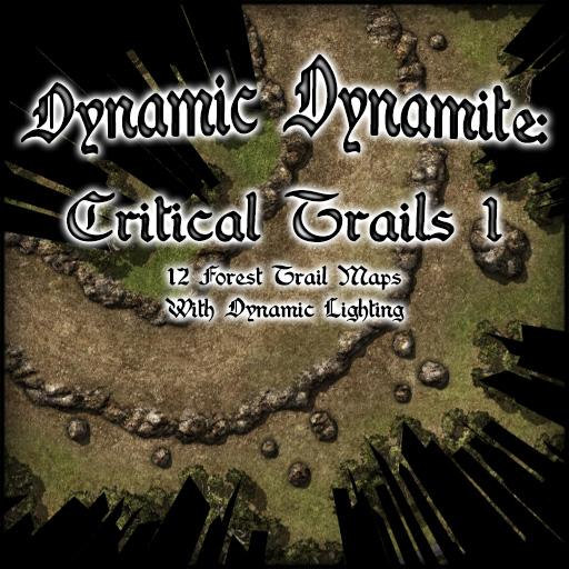 Dynamic Dynamite: Critical Trails 1