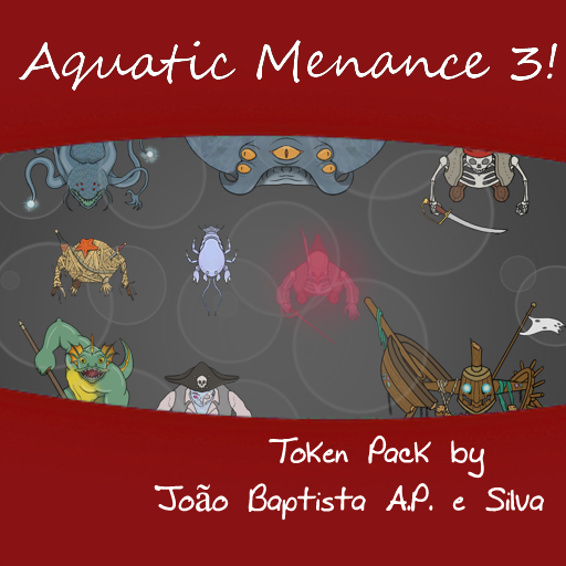 Aquatic Menace 3!