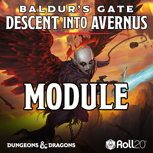 Baldur's Gate: Descent into Avernus Module