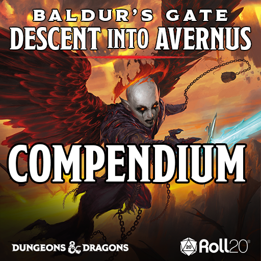 Baldur's Gate: Descent Into Avernus Compendium