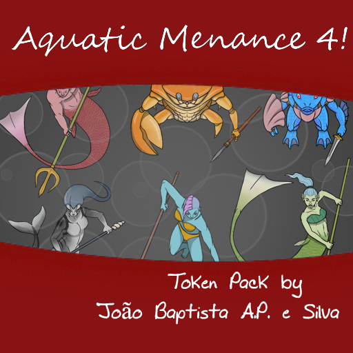 Aquatic Menace 4!