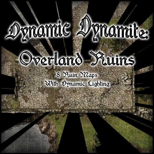 Dynamic Dynamite: Overland Ruins