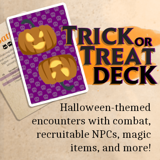 Trick or Treat Deck