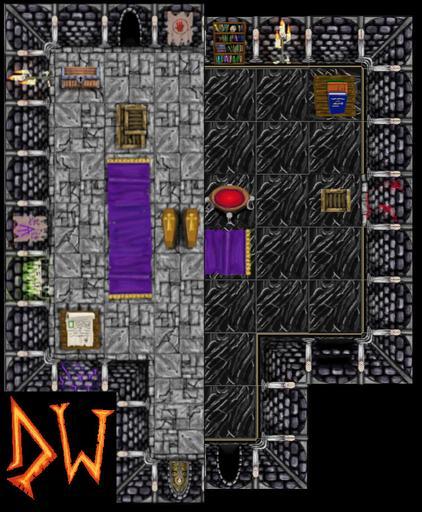 The Creepy Dungeon