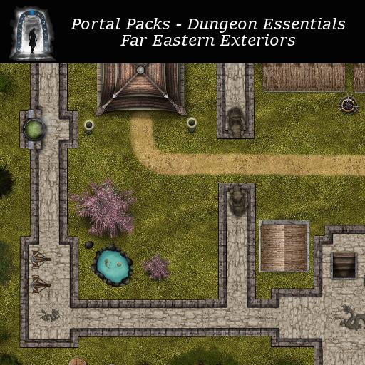 Portal Packs - Dungeon Essentials - Far Eastern Exteriors