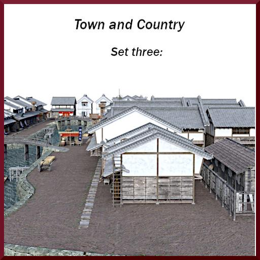 Small Town Set III