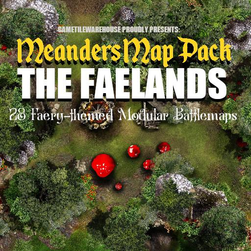 Meanders Map Pack THE FAELANDS