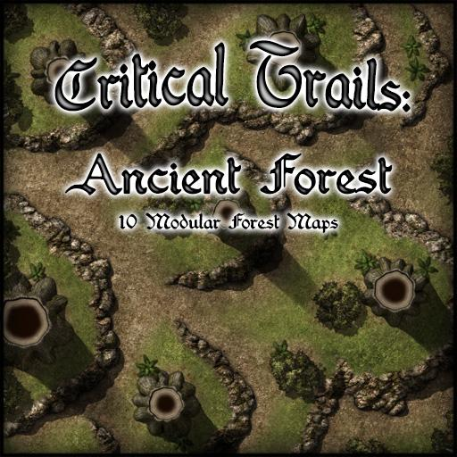 Critical Trails: Ancient Forest