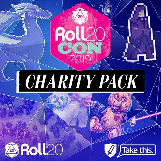 Exclusive Art Pack With Donation