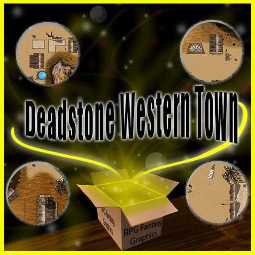 Deadstone Western Town