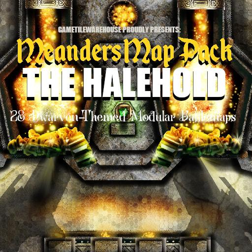 Meanders Map Pack THE HALEHOLD
