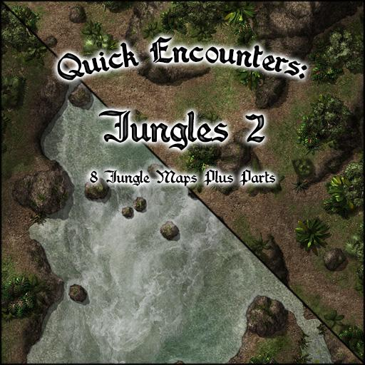 Quick Encounters: Jungles 2