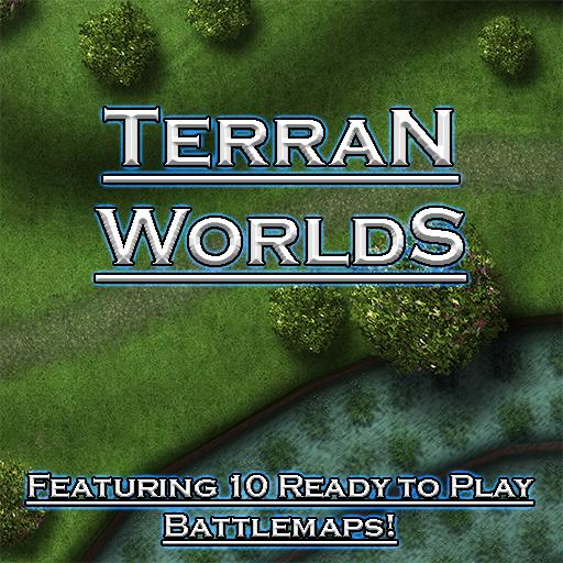 Terran Worlds Map Pack