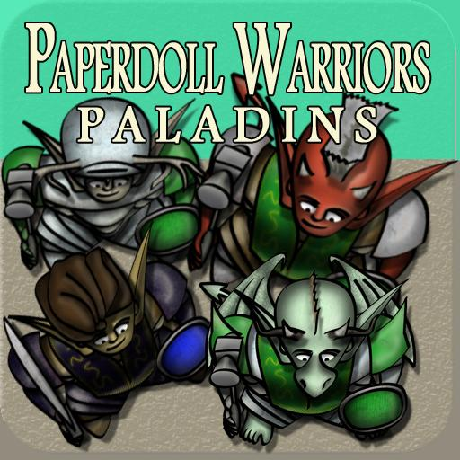 Paperdoll Warriors: Paladins