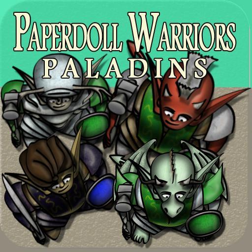 Paperdoll Warriors: Paladins