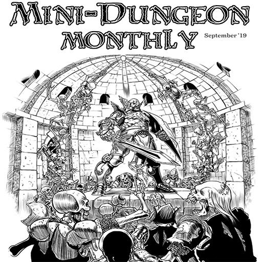 Mini-Dungeon Monthly #8