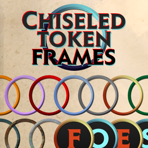 Chiseled Token Frames