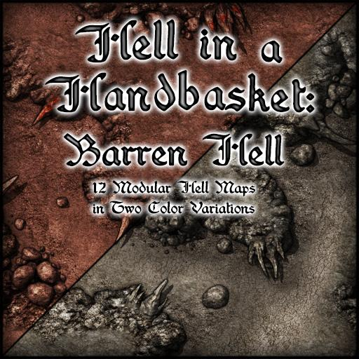 Hell in a Handbasket: Barren Hell