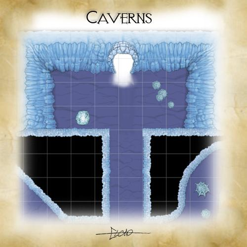 Caverns Set