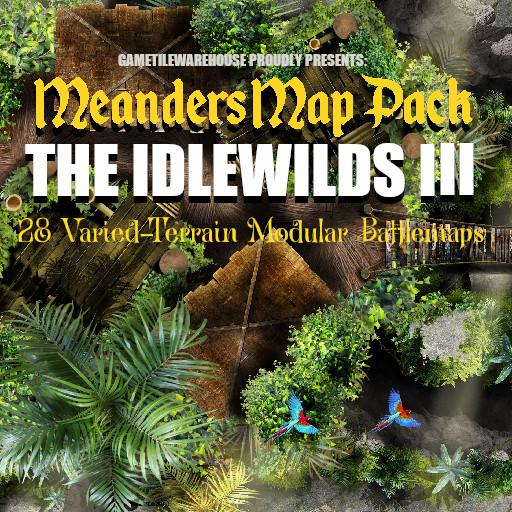 Meanders Map Pack IDLEWILDS III